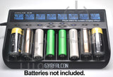 Gyrfalcon All-88 Battery Charger - Batteries