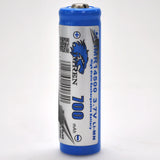 IMREN IMR 14500 Button Top 700mAh 3.7V Battery