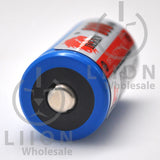 IMREN 18350 800mAh Button Top Battery - positive