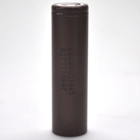 LG HG2 18650 20A Flat Top 3000mAh Battery