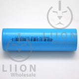 Lishen 21700-LR2170SA 12A Flat Top 4000mAh Battery - Side