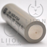 Molicel/NPE P26A 35A 2600mAh Flat Top 18650 Battery - Authorized Distributor (INR-18650-P26A) - Negative
