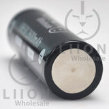 Liion Wholesale BUTTON Top Molicel INR-18650-P26A 35A 2600mAh 18650 Battery - Negative