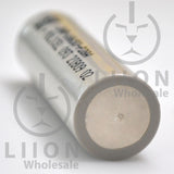 Molicel/NPE INR-18650-P28A 35A 2800mAh Flat Top 18650 Battery - Negative