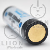 Protected Panasonic/Sanyo NCR18650GA 3500mAh 10A 18650 Button Top Battery - Wholesale Discount