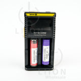 Nitecore D2 with batteries
