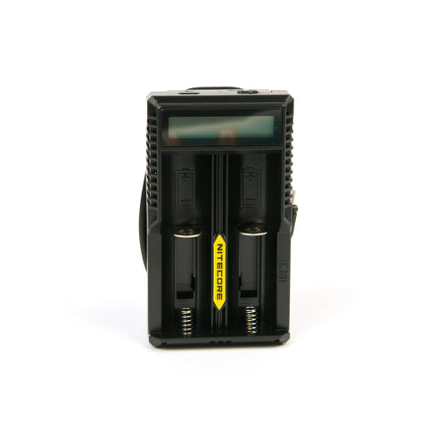 Nitecore UM20 2 bay li-ion battery charger