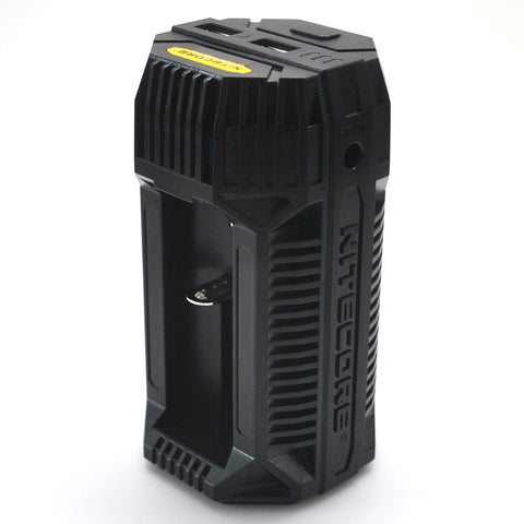 Nitecore V2 2-Bay In-Car Lithium Ion Battery Charger