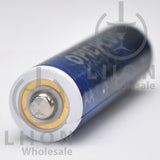 OpicPlus AA Size Button Top 2800mWh 1.5V Battery - Positive