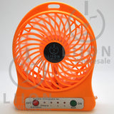 mini fan - peach front