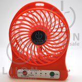 mini fan - red front