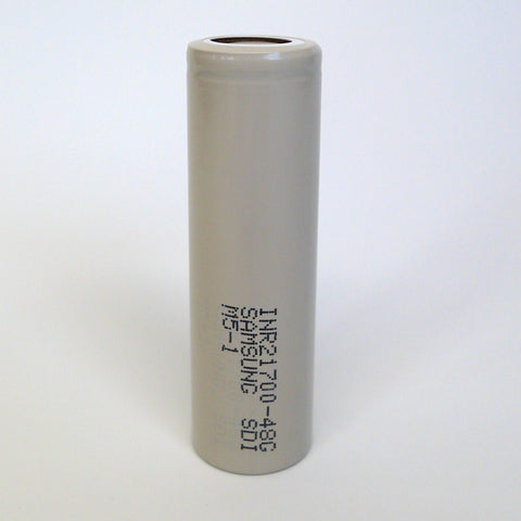 Samsung 21700 48G lithium ion battery