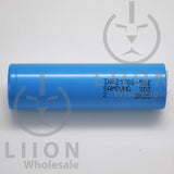 Samsung 50E 21700 9.8A Flat Top 5000mAh Battery - Side