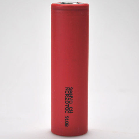 Sanyo NCR2070C 30A 3475mAh Battery