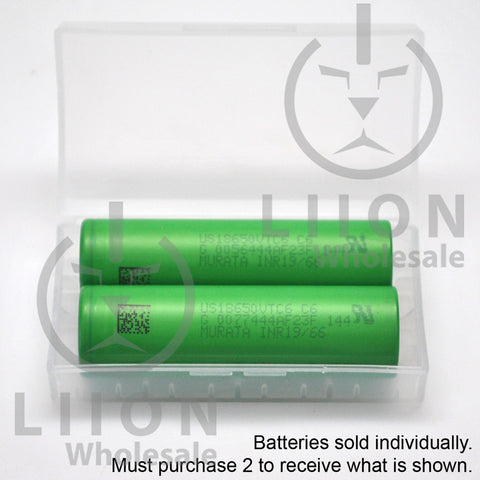 Sony/Murata VTC6 15A-30A 3000mAh Flat Top 18650 Battery - Genuine -  Wholesale Discount