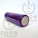 Vapcell 21700 24A Flat Top 3750mAh Battery - bottom view