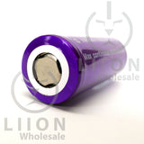 Vapcell 26650 4200mah Battery - Top View