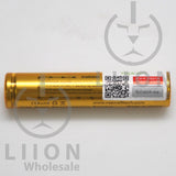 Vapcell 14650 6A Flat Top 1100mAh Battery - Authenticity Sticker