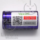 Vapcell 18350 9A Flat Top 1100mAh Battery - Authenticity