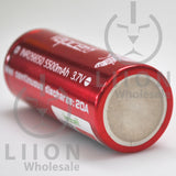 Vapcell 26650 20A Flat Top 5500mAh Battery - Negative