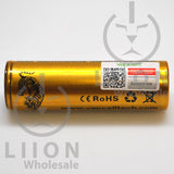 Vapcell 21700 28A Flat Top 4000mAh Battery - Authenticity Sticker