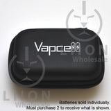 Vapcell 21700 28A Flat Top 4000mAh Battery - Case Closed