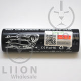 Vapcell 21700 30A Flat Top 4000mAh Battery - Authenticity Sticker