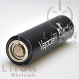 Vapcell 21700 30A Flat Top 4000mAh Battery - Positive