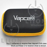 Vapcell G50 21700 15A Flat Top 5000mah Battery - Closed Case