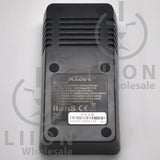 XTAR VC2S Battery Charger - Back