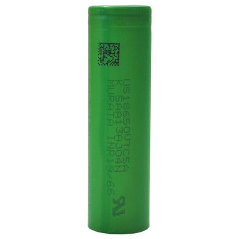 Sony/Murata VTC5A 30A-35A 2500/2600mAh Flat Top 18650 Battery