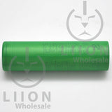 Sony/Murata VTC5D 35A 2800mAh Flat Top 18650 Battery - Side