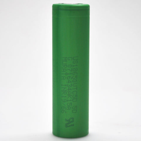 Sony/Murata VTC5D 35A 2800mAh Flat Top 18650 Battery