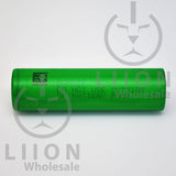 Sony/Murata VTC6 15A-30A 3000mAh Flat Top 18650 Battery - Warning