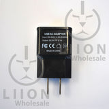 liionwholesale wall adapter back
