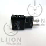 liionwholesale wall adapter side