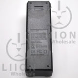 Enook X1 Plus Battery Charger - Back