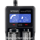 XTAR VC2 Plus Battery Charger