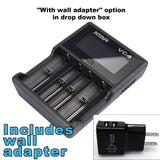 XTAR VC4 Battery Charger