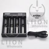 XTAR MC4S Battery Charger - In Box