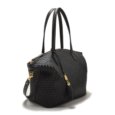 Cleo Dome Satchel