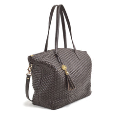 WATERLILY Los Angeles Womens Cleo Dome Satchel