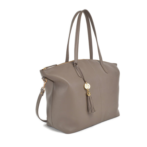 WATERLILY Los Angeles Womens Cleo Classic Satchel