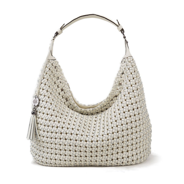 WATERLILY Los Angeles Womens Reine Slouch Hobo