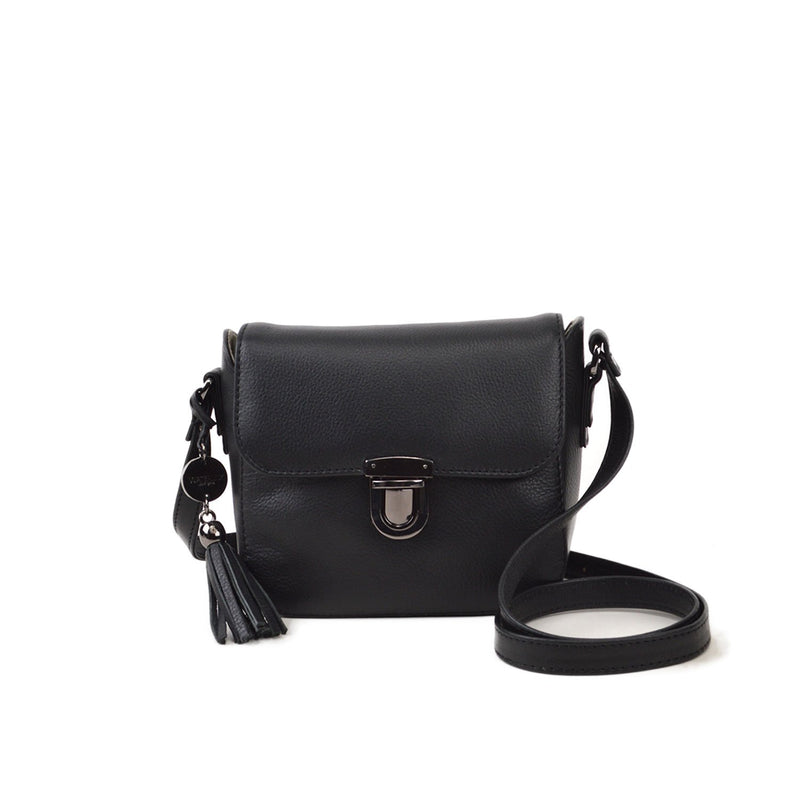 Cyril Small-Lock Crossbody