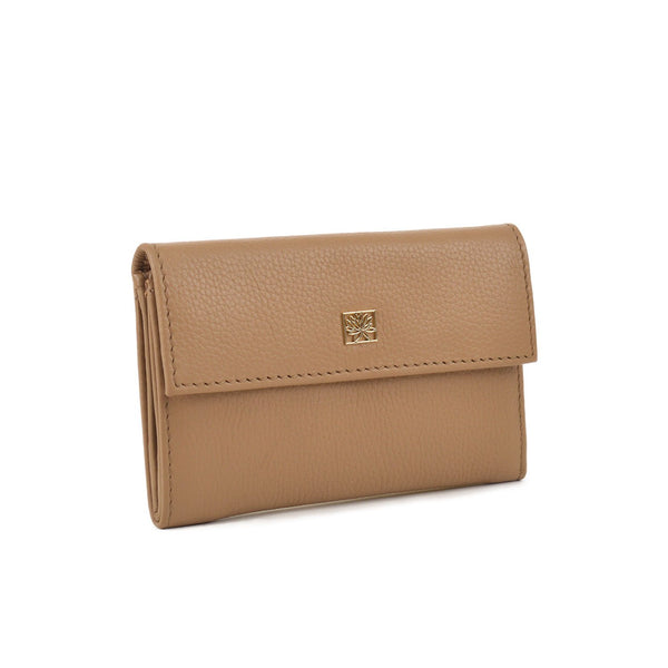 WATERLILY Los Angeles Womens Miller TriFold Wallet