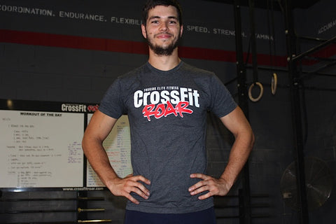 Mens CrossFit Roar T-Shirt