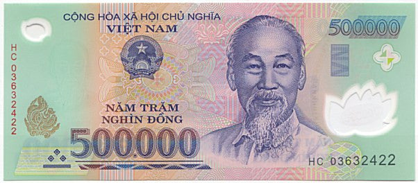 Vietnam Dong - Circulated Notes - BuyIQD.Com