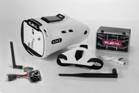 VX1 FPV GOGGLE + Wireless On-board Camera