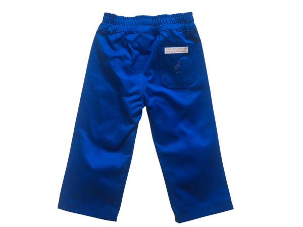 TBBC Royal Blue Sheffield Pants Call or email to purchase - Sizes 12/18, 18/24, 2,3,4,avail.